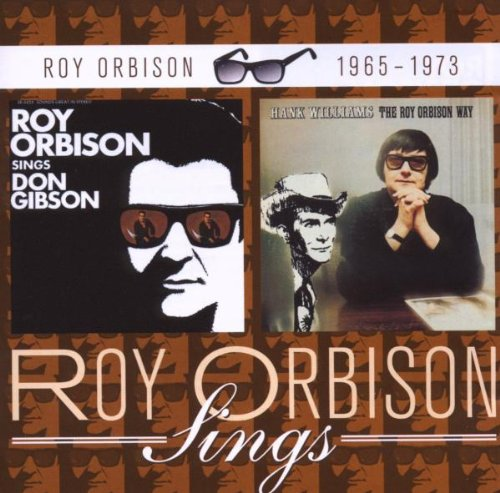 Roy Orbison Crawling Back cover art