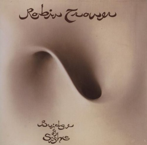 Robin Trower Too Rolling Stoned cover art