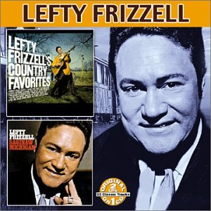 Lefty Frizzell Saginaw, Michigan cover art
