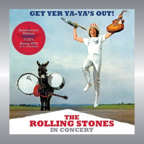 The Rolling Stones Jumping Jack Flash cover art