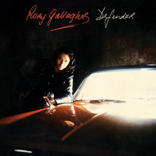 Rory Gallagher Continental Op cover art