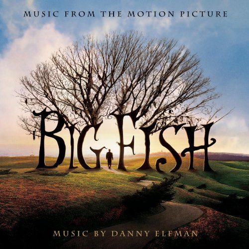 Danny Elfman Underwater (from Big Fish) cover art