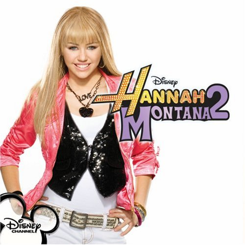 Hannah Montana Supergirl cover art