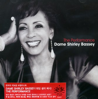 Shirley Bassey This Time cover art