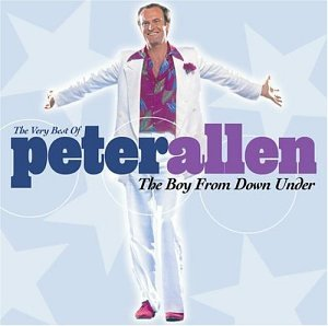 Peter Allen Bi-Coastal cover art
