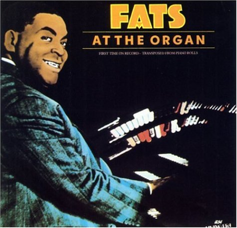 "Thomas ""Fats"" Waller Squeeze Me cover art"