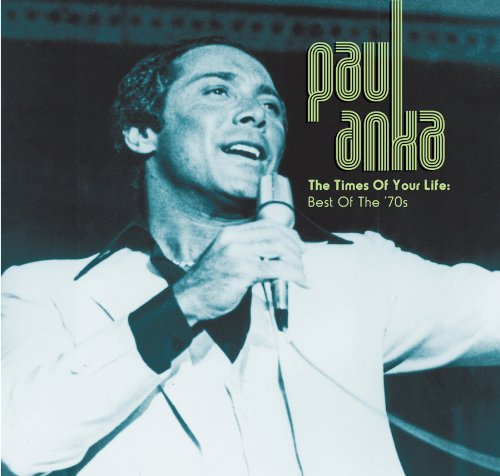 Paul Anka You're Having My Baby cover art
