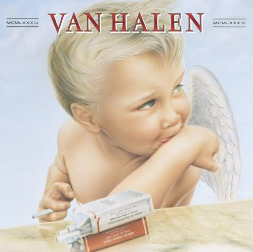 Van Halen Hot For Teacher cover art
