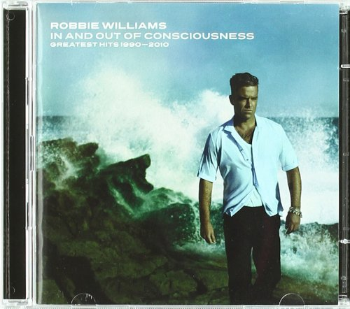 Robbie Williams No Regrets cover art