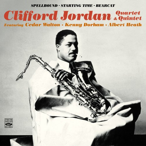 Clifford Jordan Better Leave It Alone cover art