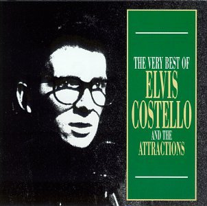 Elvis Costello Everyday I Write The Book cover art