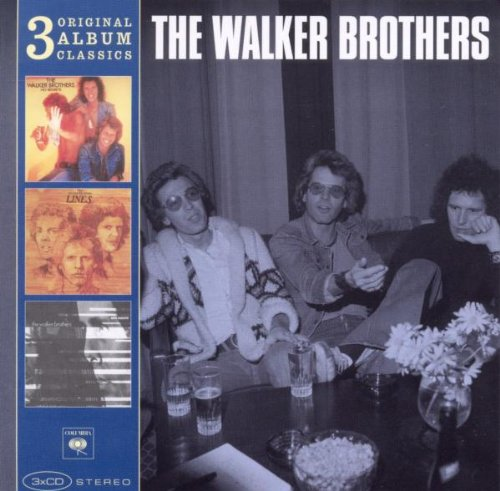 The Walker Brothers We're All Alone cover art