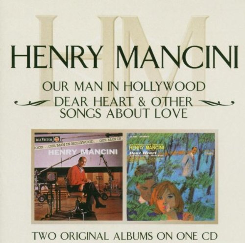 Henry Mancini Dear Heart cover art