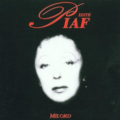 Edith Piaf Milord cover art
