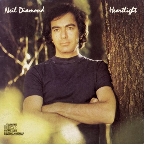 Neil Diamond Heartlight cover art