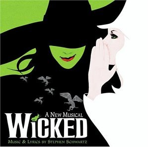 Stephen Schwartz The Wizard And I cover art
