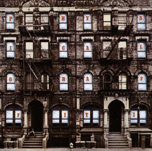 Led Zeppelin Houses Of The Holy cover art