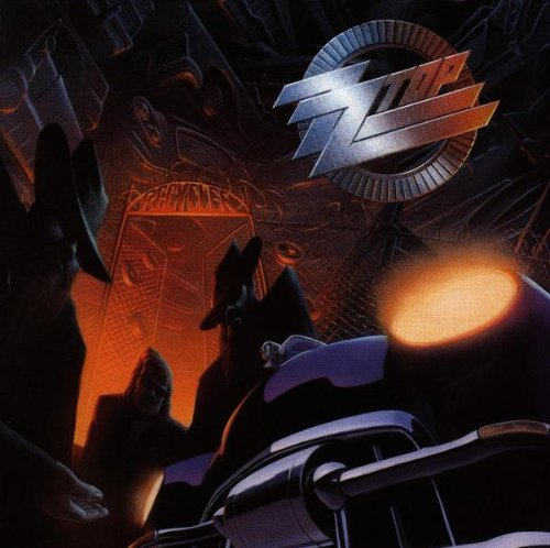ZZ Top Doubleback cover art