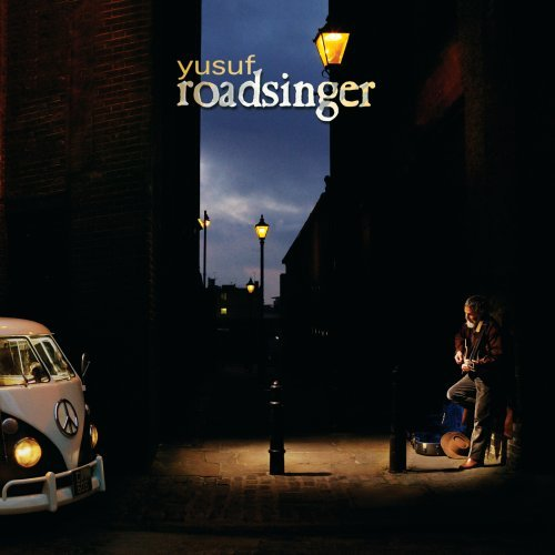 Yusuf/Cat Stevens Roadsinger cover art