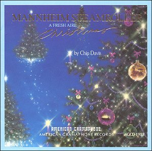 Mannheim Steamroller Traditions Of Christmas cover art