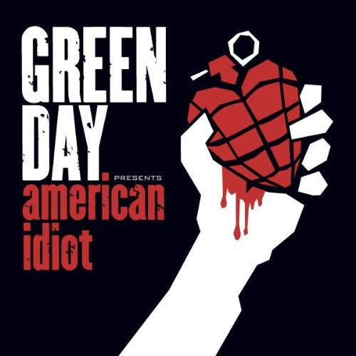 Green Day Boulevard Of Broken Dreams cover art