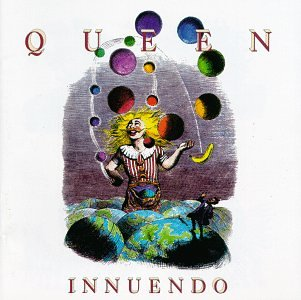 Queen Innuendo cover art