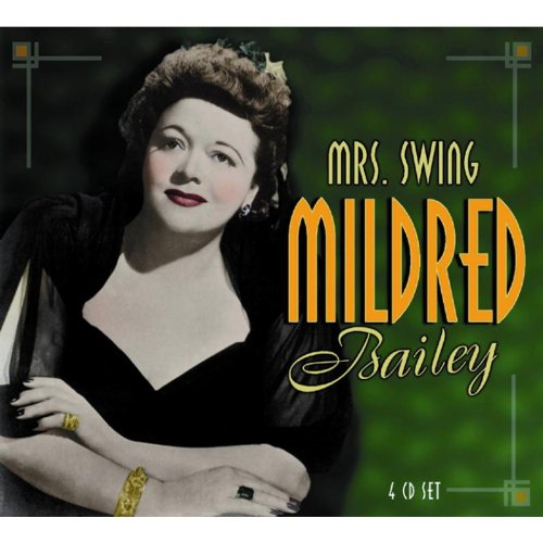 Mildred Bailey Where Are You? cover art