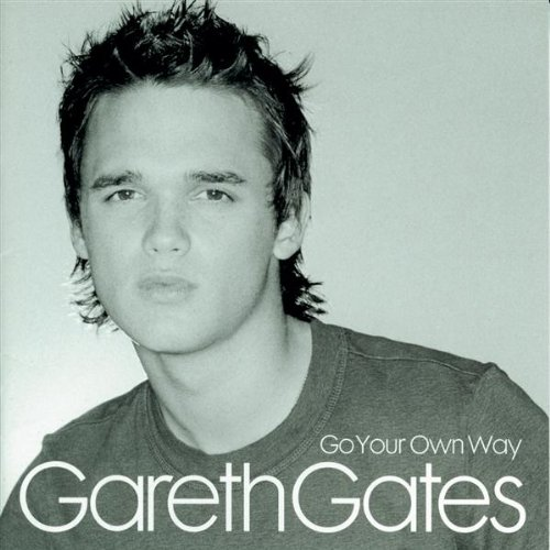 Gareth Gates Spirit In The Sky cover art