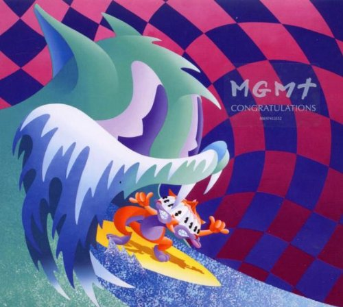 MGMT Flash Delirium cover art