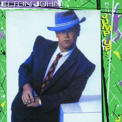 Elton John Blue Eyes cover art