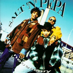 Salt-N-Pepa What A Man cover art