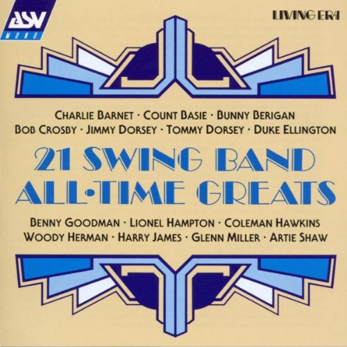 Benny Goodman Stomping At The Savoy cover art