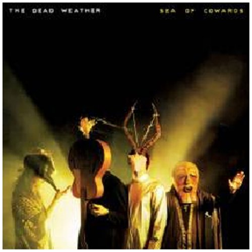 The Dead Weather Die By The Drop cover art