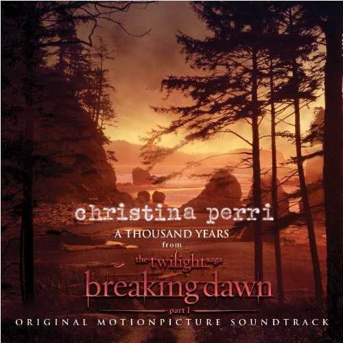 A Thousand Years sheet music by Christina Perri