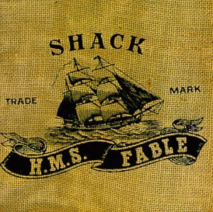 Shack Comedy cover art