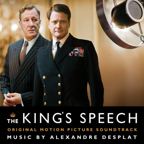 Alexandre Desplat The Rehearsal (from The King's Speech) cover art