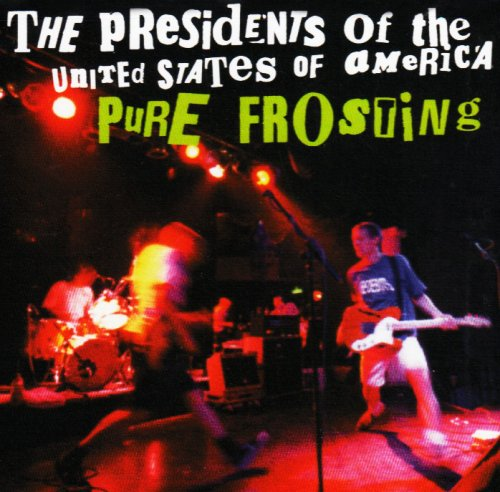 Presidents Of The United States Of Ameri Cleveland Rocks cover art