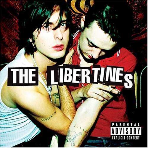 The Libertines Can't Stand Me Now cover art