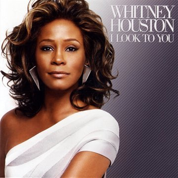 Whitney Houston Call You Tonight cover art