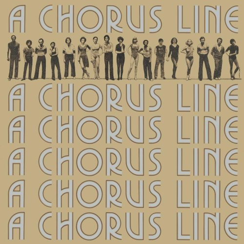 Marvin Hamlisch The Music And The Mirror (from A Chorus Line) cover art
