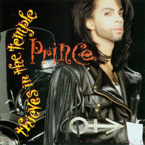 Prince Thieves In The Temple cover art