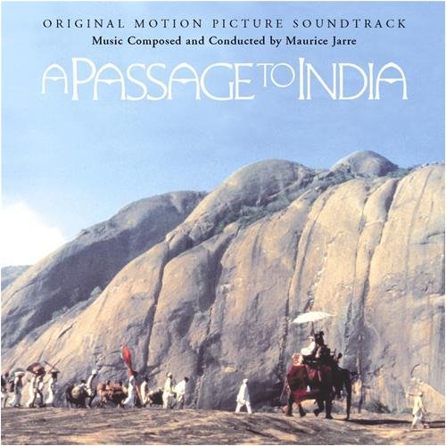 Maurice Jarre A Passage To India (Adela) cover art