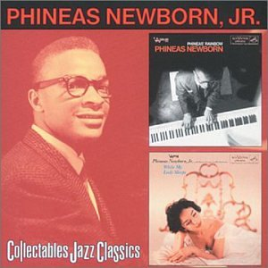 Phineas Newborn If I Should Lose You cover art
