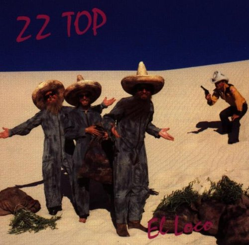 ZZ Top Party On The Patio cover art