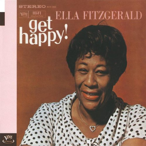 Ella Fitzgerald Gypsy In My Soul cover art