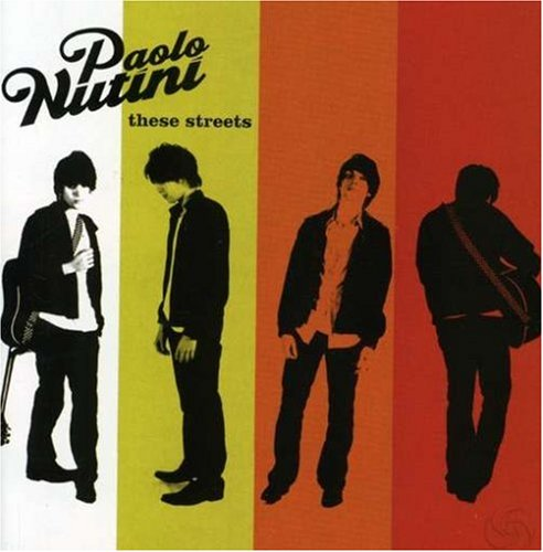 Paolo Nutini White Lies cover art