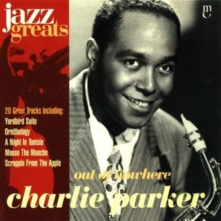 Charlie Parker Dexterity cover art