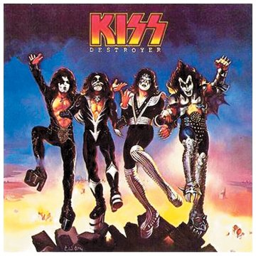 KISS Detroit Rock City cover art