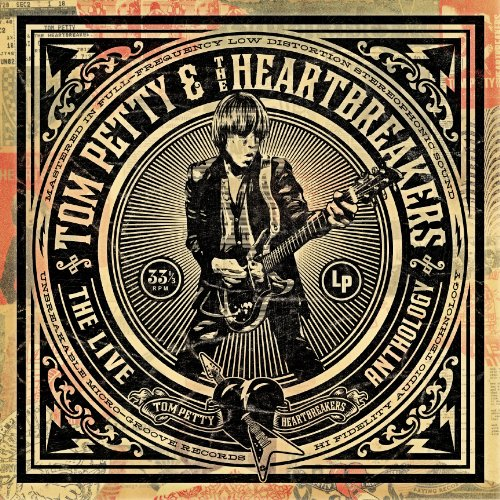Tom Petty And The Heartbreakers Needles And Pins cover art