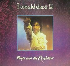Prince & The Revolution I Would Die 4 U cover art
